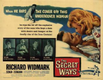 The Secret Ways 1961 DVD - Richard Widmark / Sonja Ziemann